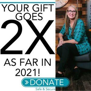2X Donation