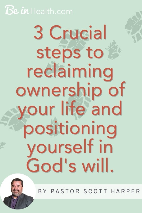 3 simple steps for how to build confidence in decision making. Own your life, and position yourself in God's will.