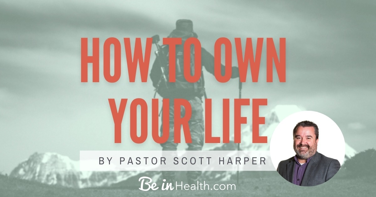 Learn how to own your life and become successful both in your daily life and in your walk with God as an overcomer in three simple steps.