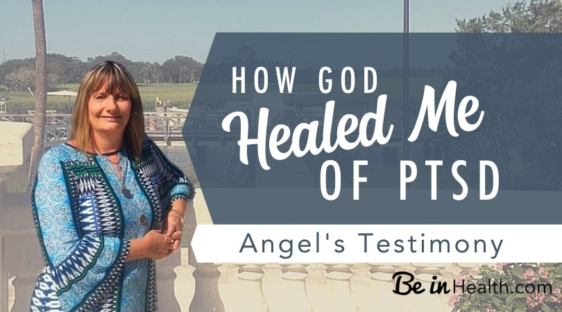 While battling PTSD, the Veterans Affairs doctors were limited to helping Angel manage her symptoms but God was not. This is her testimony.