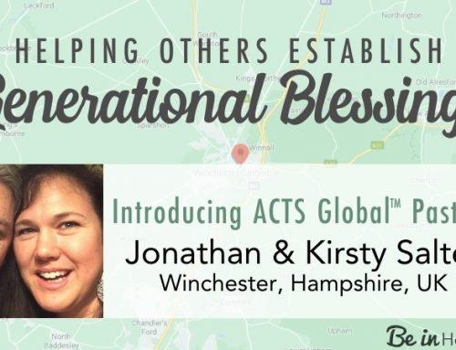 How God Establishes Generational Blessings