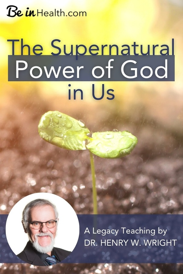 Many of us desire to see the supernatural power of God working in the earth today but we don't know how to get it or where to find it. Are you prepared for God to use you?