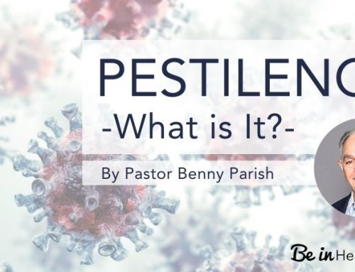 What is Pestilence in the Bible?