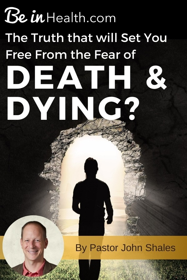 Fear of death and dying may feel debilitating and add to stress and anxiety. But God offers hope in the Bible that will lend clarity and a new perspective to the topic of death. God does not want you to die but live in the fullness of life that He's created you for without fear.