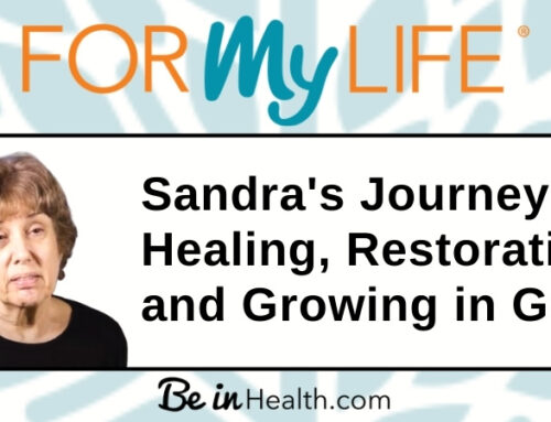 Growing in God and Receiving Deeper Levels of Healing