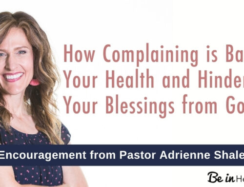 What is Complaining? – How to Overcome Complaining