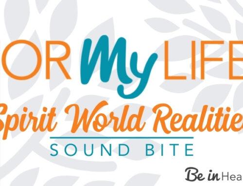 Spirit World Realities- The Spiritual Battleground