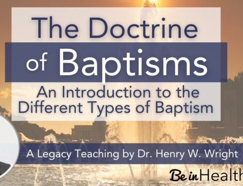 An Introduction to the Different Types of Baptism