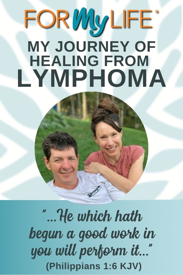 Be encouraged by Leslie's journey of healing from Lymphoma as she learned how to rely completely on God. Don't forget to download your FREE gift: A printable scripture art download of Philippians 1:6!
