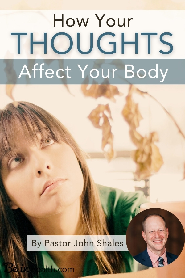 Learn how God can help you change your thinking and the effects of health and wholeness a renewed mind will have on your spirit and your body.